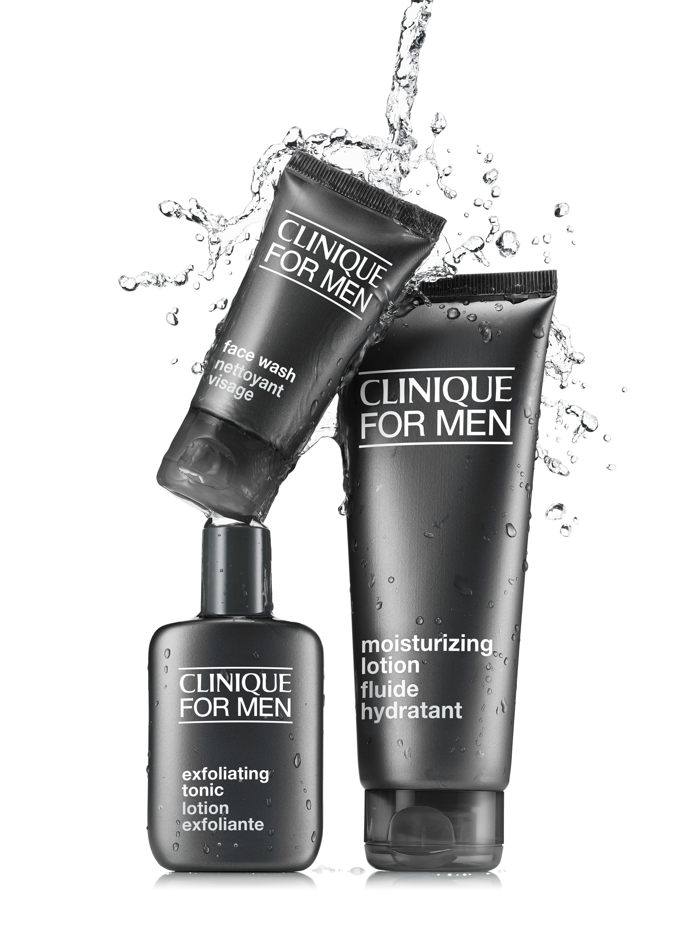 CLINIQUE FOR MEN, Great Skin for Him, Int