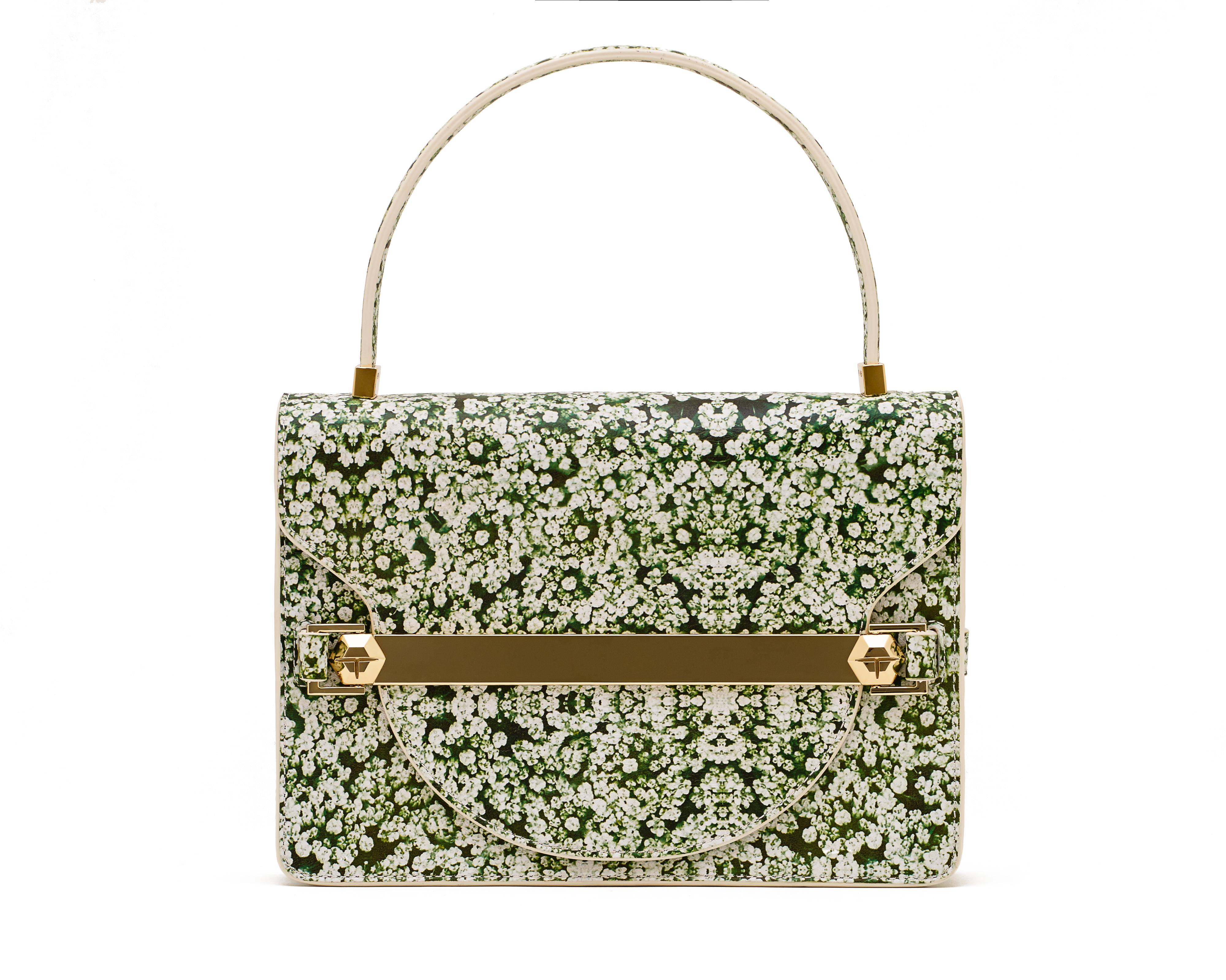 TB Maquis Shoulder Bag in Queen Anne's Lace