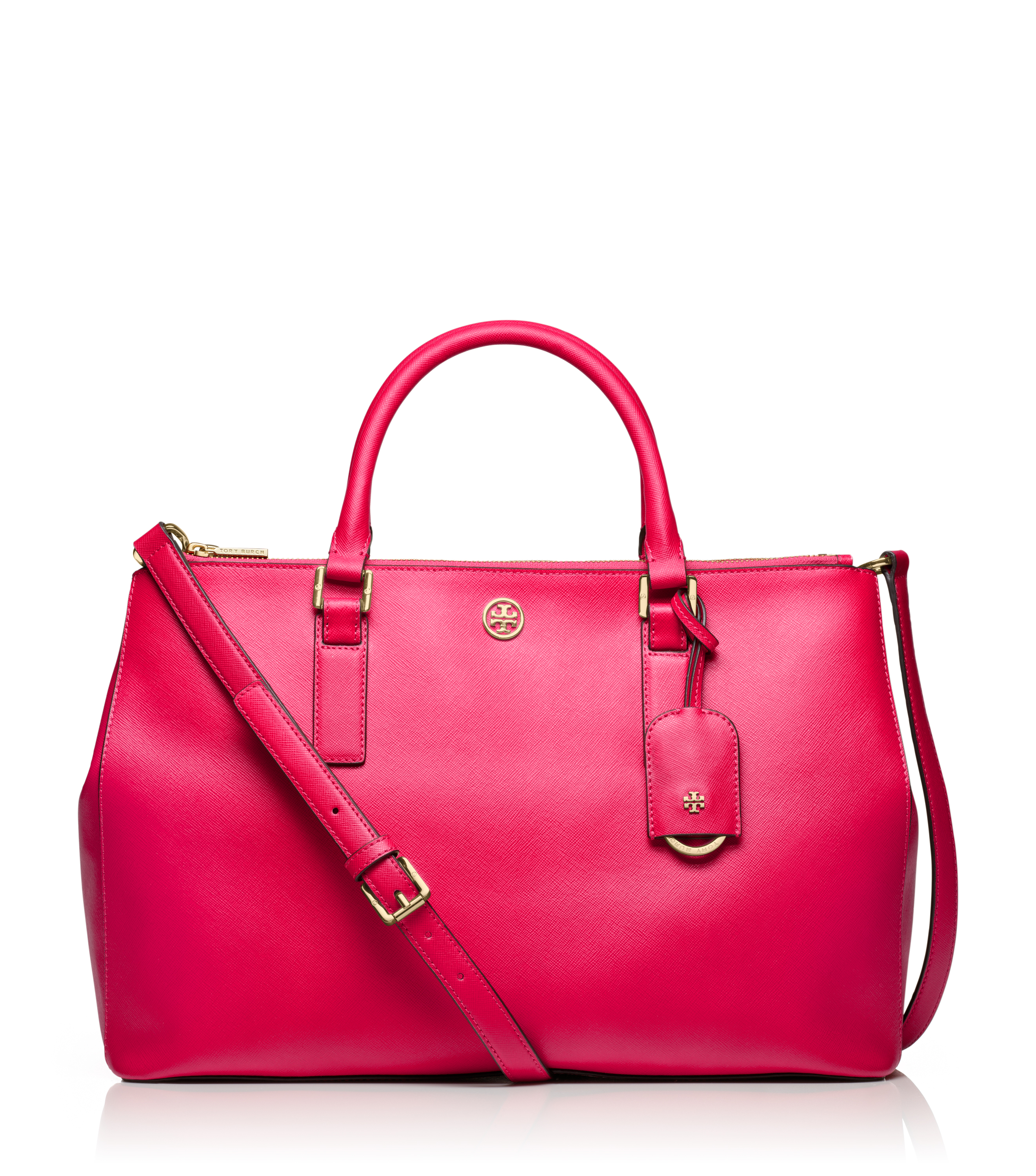 TB Robinson Double Zip Tote in New Carnival